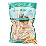 All-Natural Duck Feet Dog Treats by Best Bully Sticks (30 Pack) Free of Any Hormones, Additives or Unhealthy Chemicals - Naturally Rich in Chondroitin to Support Healthy Joints