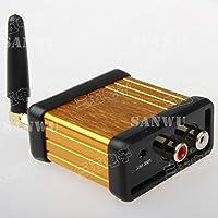 1 pcs lot HIFI level Bluetooth 4.0 4.2 audio receiver box car audio amplifier Bluetooth modification