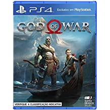 God of War - Edição 4 - PlayStation 4