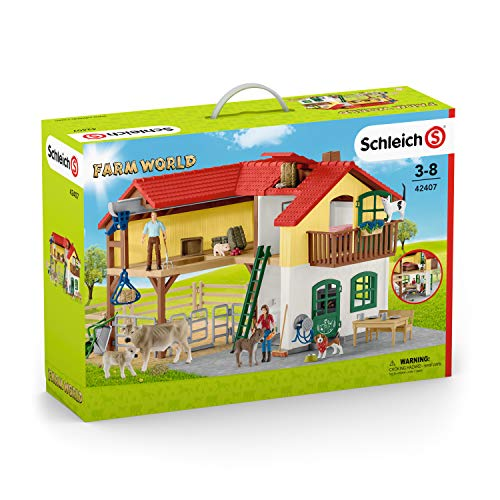 (Schleich Large Farm House)
