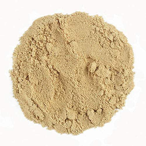 Frontier Co-op Ginger Root Powder, Certified Organic, Kosher, Non-irradiated | 1 lb. Bulk Bag | Sustainably Grown | Zingiber officinale Roscoe