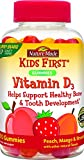 Nature Made Kids First Vitamin D Gummies, 110 Count, Peach/Mango/Strawberry Review