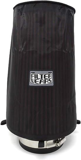 K/&N RE-0810PK Black Precharger Filter Wrap For Your K/&N RE-0810 Filter
