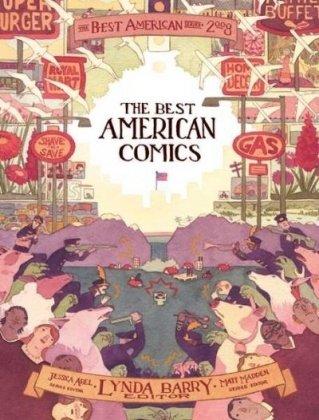 The Best American Comics 2008 (The Best American Series )