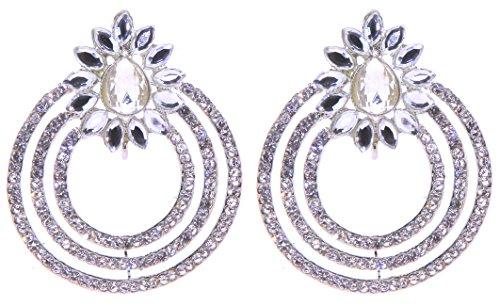Jewel Treasure Amoli Alloy Drop Earring