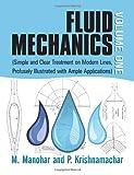 Fluid Mechanics Volume 1, M. Manohar and P. Krishnamachar, 1622126491