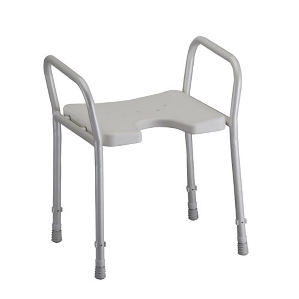 B0016NISCC Nova Ortho-Med, Inc. Shower Chair with Arms 51qBP-Wc4TL._SL1000_