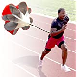 StillCool Running Speed Training 56 inch Speed Drills Resistance Parachute Running Sprint Chute Soccer Football Sport Speed Training