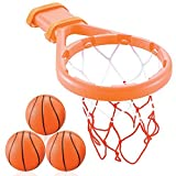 Best B. Toys Toddler Toys For Girls - 3 Bees & Me Bath Toy Basketball Hoop Review