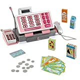 Just Like Home Talking Cash Register - Pink