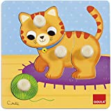 Goula - 53053 - Puzzle - Chat - Taille 22 x 22 cm