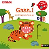 Grrr ! Mon imagier sonore et animé du zoo - Kididoc (6)