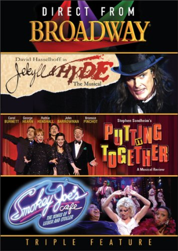 Weekend on Broadway Collection (Jekyll and Hyde: The Musical, Putting it Together, Smokey Joe's Cafe: Songs of Leiber and Stroller) by IMAGE ENTERTAINMENT