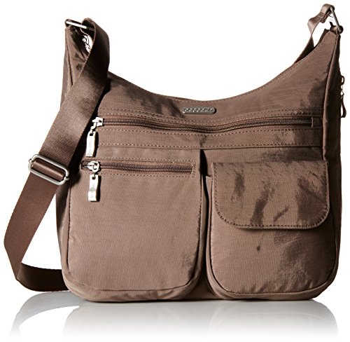 7a072738c2 Baggallini Everywhere Lightweight Crossbody Bag - Multi-Pocketed ...