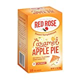 Red Rose Sweet Temptations Caramel Apple Pie - 18 Count (6-Pack)