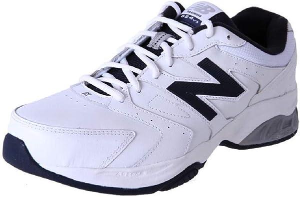New BalanceMX624WN3 2E - Zapatillas de Running Hombre, Color Blanco, Talla 46.5 EU: Amazon.es: Zapatos y complementos