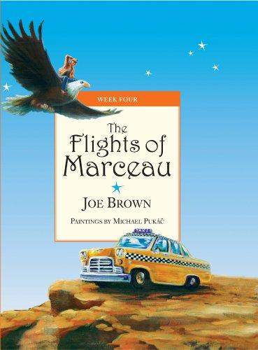 The Flights Of Marceau, Week Four - Majestic Eagle Flight