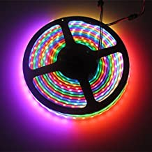 A Set of 3 units 1) LED Flexible Light Strip 5 metre roll RGB in Colour(Multicolour), 50-50 SMD , with 60 LED per Metre and 300 LED in 5 metre roll, 12V DC, 2) A Power Supply For LED Strip,12V , 6 A, 72 Watt with US Wall Plug, 3) RF Controller for Multi Colour LED Strip Lights for 12 V DC LED ,to change colours as well as intensity of colours, 12A, Wireless Remote Control For Sale Canadian Company Canadian Stock