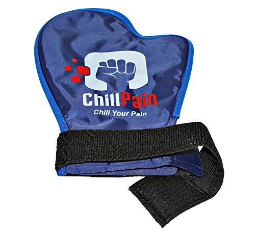 Cold Therapy Reusable Ice Pack Glove For Sore Hands By