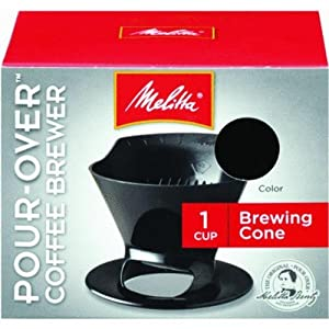 Melitta Pour Over Brewing Cone