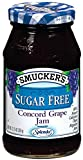 Smucker's Sugar-Free Concord Grape Jam, 12.75 oz (Pack of 6) Larger Image