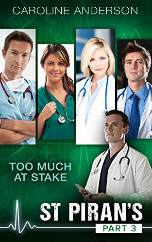 book cover of Too Much At Stake