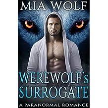 Werewolf's Surrogate: A Paranormal Romance
