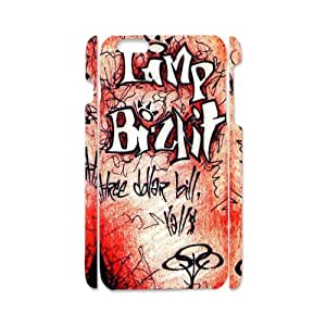 WXSTAR Fashion Abstract Hipster Coolest Limp Bizkit Custom Case for iPhone6 4.7