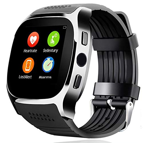 Smart Watch Wrist Watch Screen Touch Smartwatch Bluetooth Wristwatch Heart Rate Monitor Blood Pressure for Men Women Boy Girls Android Samsung S10 S9 S8 Plus S7 Edge S6 iPhone 8 X XR Plus 7 Plus 7 6 6