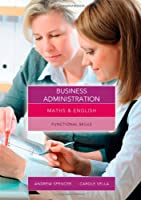 Maths and English for Business Administration Front Cover