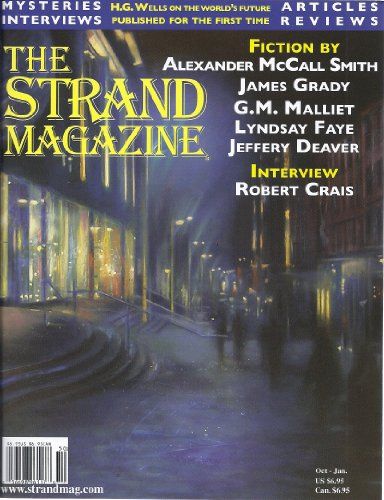 Fast Single Strand - The Strand Magazine (October/January 2014)