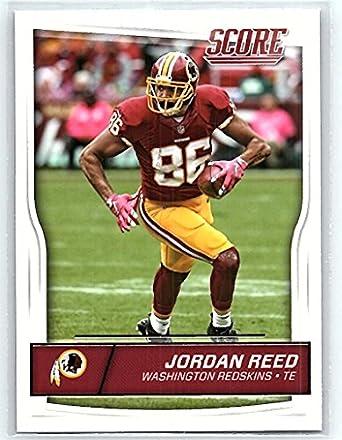 Amazon.com  2016 Score  326 Jordan Reed NM-MT Redskins  Collectibles ... e9fa6684f