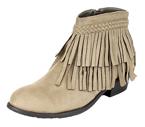 5c6fe8b02 We Analyzed 1,454 Reviews To Find THE BEST Boho Fringe Ankle Boots