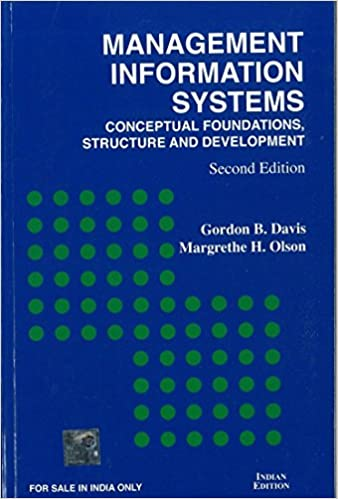 Buy Management Information System: Conceptual Foundations