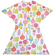 We All Scream for Ice Cream Zipadee-Zip (SMALL 3-6 months (12-19 lbs, up to 28 inches long))