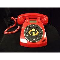 Disney Pixar The Incredibles SBC RED Collectors Phone