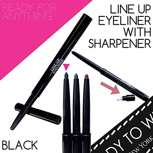 (Ready To Wear LINE UP Eye Liner Long Lasting Made In Italy)