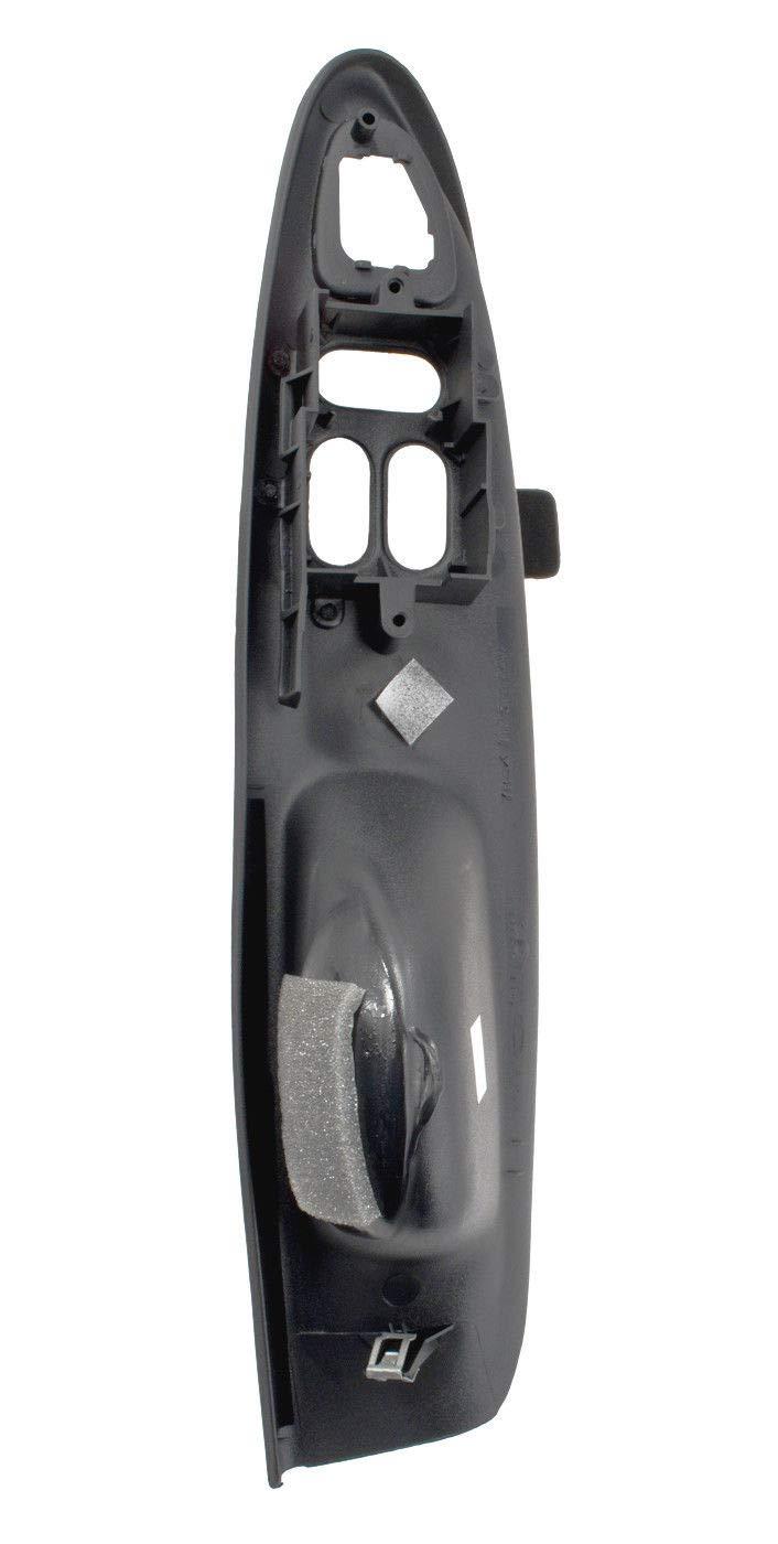 1999-2004 Mustang Hardtop Driver Door Switch Panel Charcoal Gray