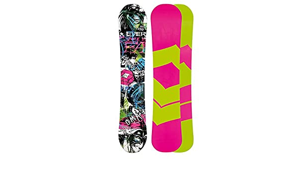 Hombre Freestyle snowboard F2 - T-Ride 157 2013 FTWO: Amazon.es ...