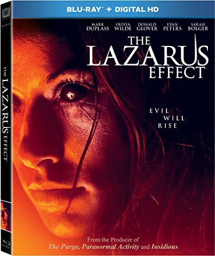 Lazarus Effect, The Blu-ray