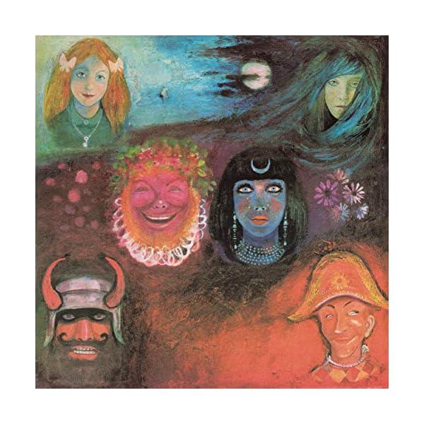 vinile In The Wake Of Poseidon album king crimson