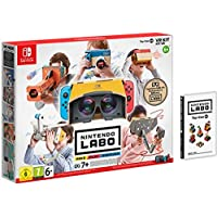 Nintendo Labo: VR-Set  - [Nintendo Switch]