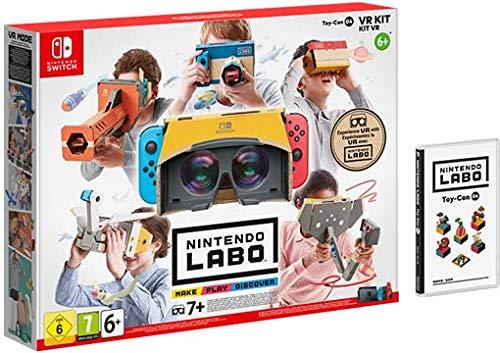 Nintendo Labo - Toy-Con 04 - KIT VR - Switch | Nintendo. Programmeur