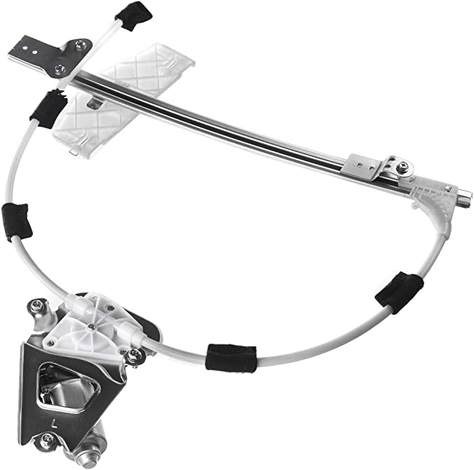 A-Premium Power Window Regulator and Motor Assembly for Jeep Liberty KJ 2002-2006 Rear Left Driver Side