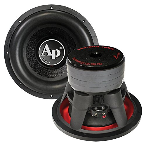 woofer dual vc black audio