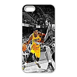 DIY Kyrie Irving Back Case for iPhone 5,iPhone 5S, Customized Kyrie Irving Iphone 5 Hard Back Case, Kyrie Irving iPhone 5S Phone Case