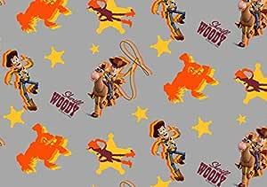 Toy Story Jersey - Tela para costura y ropa infantil (95 % algodón ...