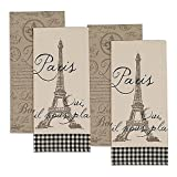 Paris Kitchen Towel (Set of 4)