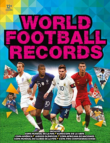 World Football Records 2019 (Libros ilustrados) por Varios autores