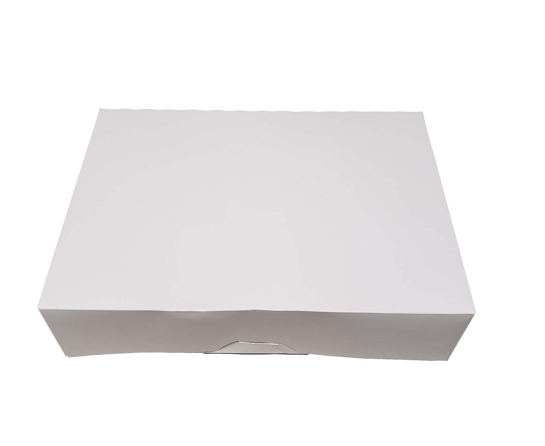 Amazon.com: MT Products - Caja de papel kraft para panadería ...